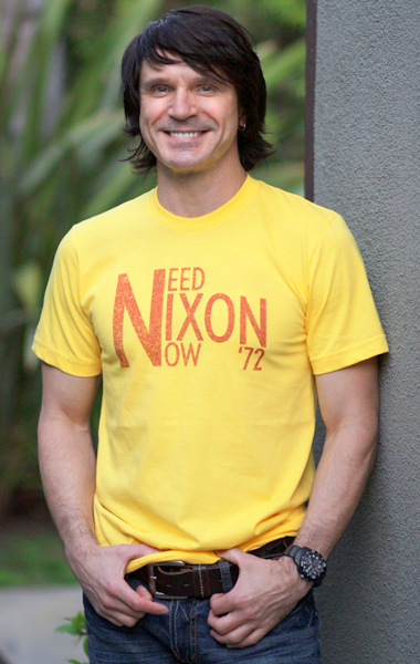Richard Nixon for President 1972 - 'Need Nixon' Campaign T-Shirt - Unisex