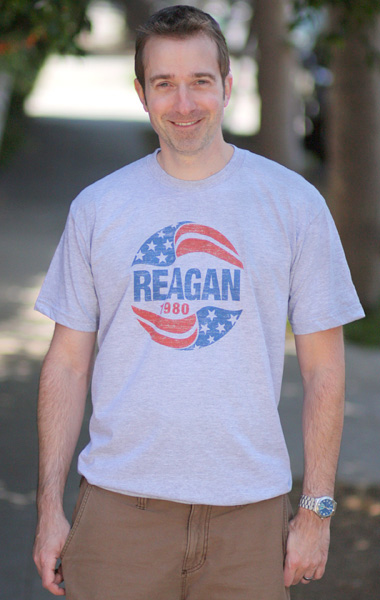 Reagan TShirts Reagan Shirts amp Custom Reagan Clothing