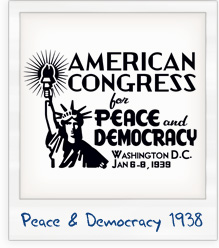 Congress for Peace and Democracy T-Shirt